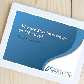 Effective Stay Interviews
