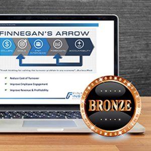 Finnegan's Arrow - Bronze