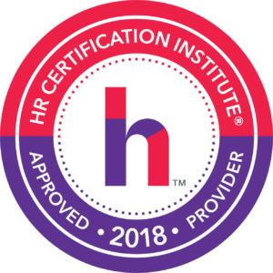 hr certification institute approved 2018